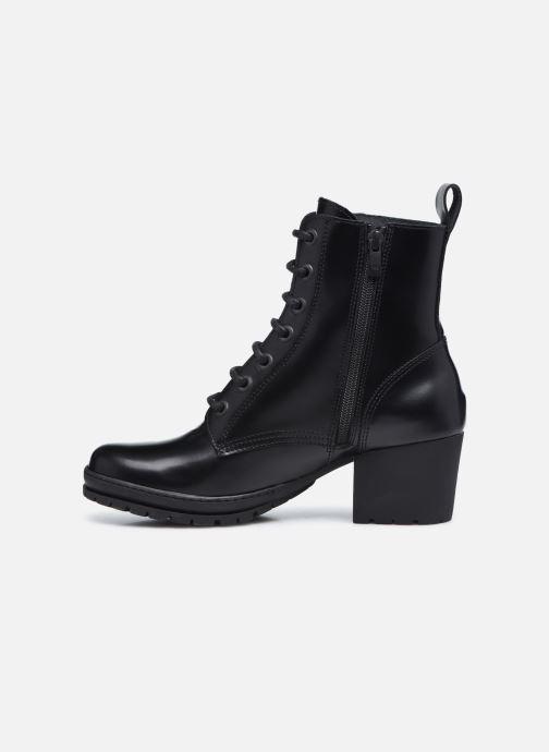 Bottines et boots Art CAMDEN 1234 Noir vue face