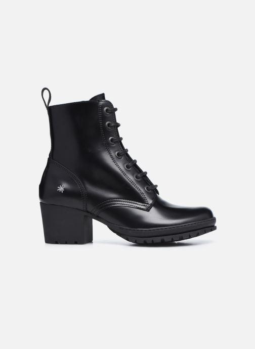 Bottines et boots Art CAMDEN 1234 Noir vue derrière