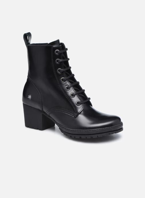 Stiefeletten & Boots Art CAMDEN 1234 schwarz detaillierte ansicht/modell