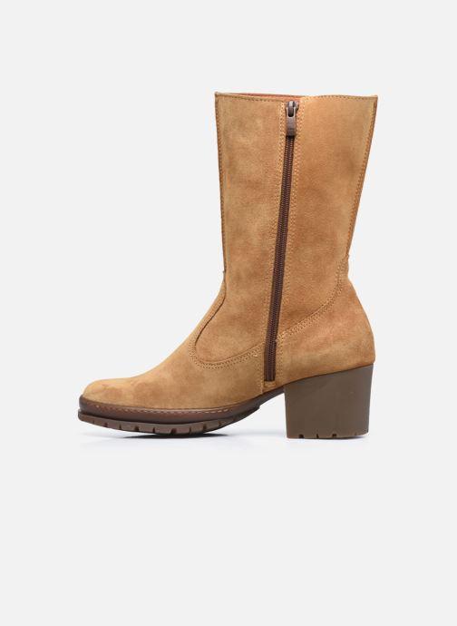 Stiefeletten & Boots Art CAMDEN 1247 braun ansicht von vorne