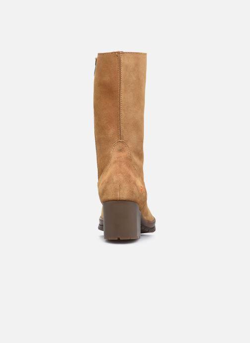 Stiefeletten & Boots Art CAMDEN 1247 braun ansicht von rechts