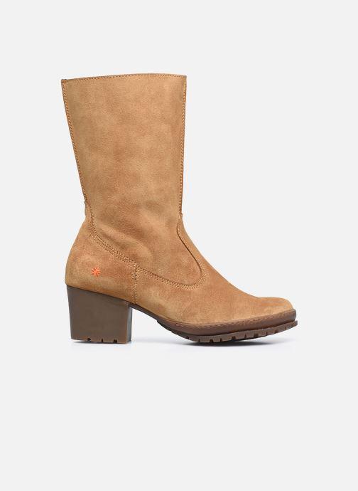 Stiefeletten & Boots Art CAMDEN 1247 braun ansicht von hinten