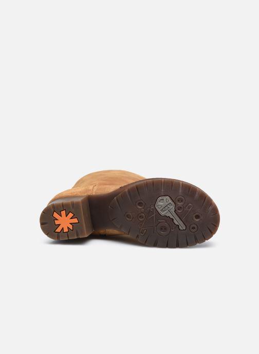 Stiefeletten & Boots Art CAMDEN 1247 braun ansicht von oben