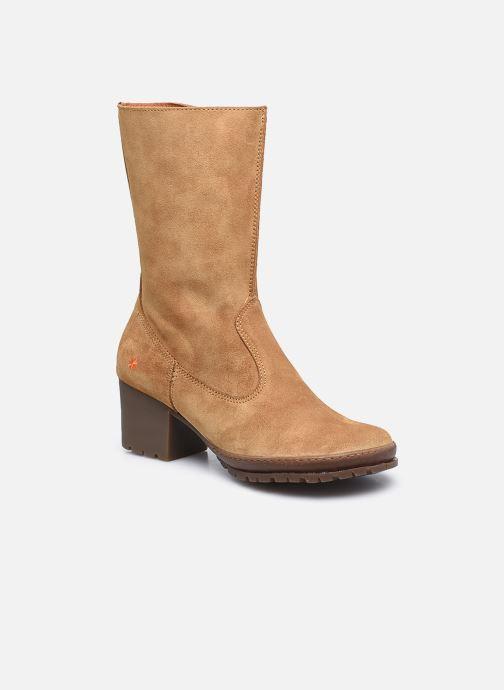 Stiefeletten & Boots Art CAMDEN 1247 braun detaillierte ansicht/modell