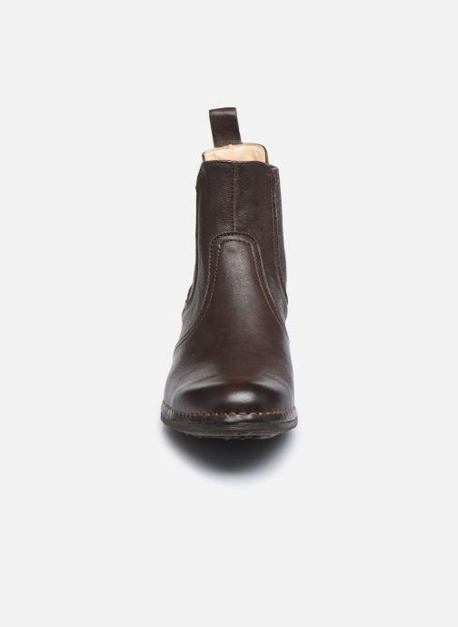 Stiefeletten & Boots Neosens MEDOC S3077 braun schuhe getragen