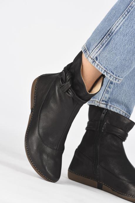 Bottines et boots Neosens VIURA S3118 Noir vue bas / vue portée sac