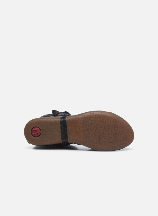 Bottines et boots Neosens VIURA S3118 Noir vue haut