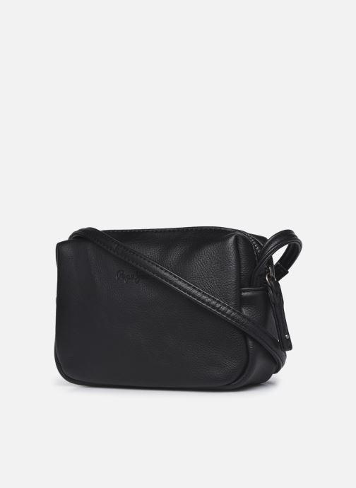 Handtaschen Pepe jeans Oria Bag schwarz ansicht von rechts