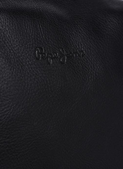 Handtaschen Pepe jeans Oria Bag schwarz ansicht von links
