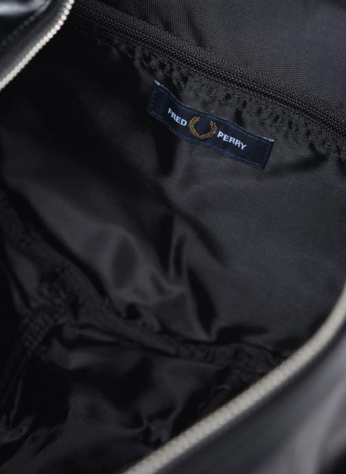 Sacs de sport Fred Perry Color Block Classic Barrel Bag Noir vue derrière