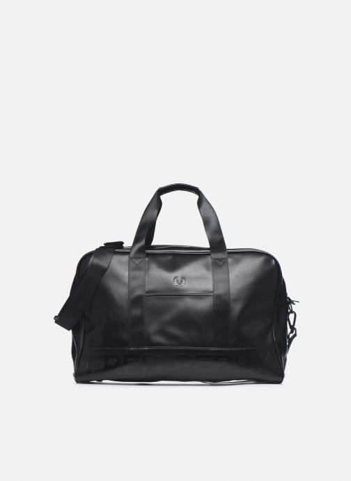 Bagages Fred Perry Embossed Pu Holdall Noir vue détail/paire