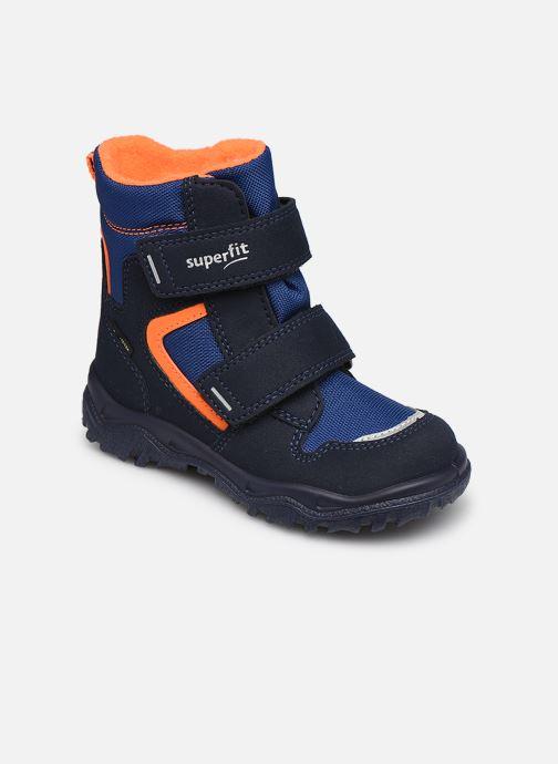 Chaussures de sport Superfit Husky1 Bleu vue détail/paire