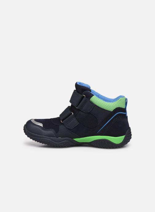 Sneaker Superfit Storm blau ansicht von vorne