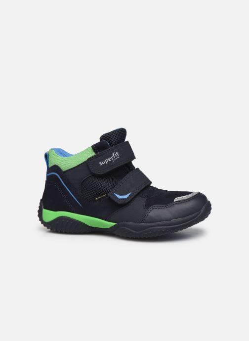 Sneaker Superfit Storm blau ansicht von hinten