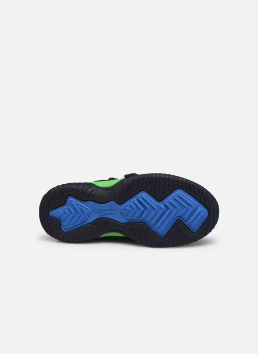 Sneaker Superfit Storm blau ansicht von oben