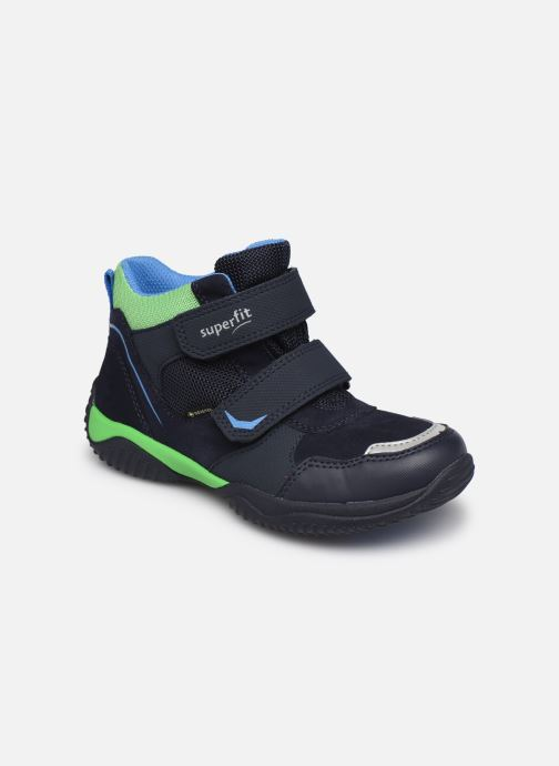 Sneaker Superfit Storm blau detaillierte ansicht/modell