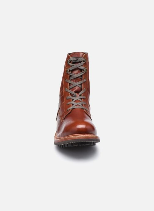 Stiefeletten & Boots Chevignon Yarow braun schuhe getragen