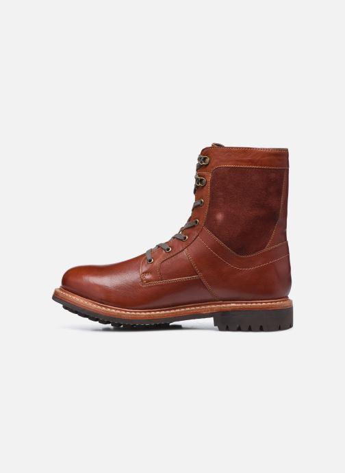 Boots en enkellaarsjes Chevignon Yarow Bruin voorkant