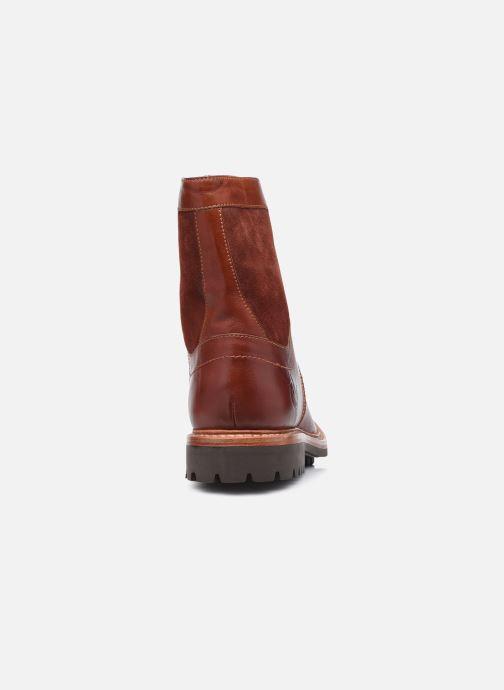 Boots en enkellaarsjes Chevignon Yarow Bruin rechts