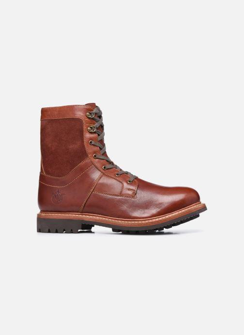 Boots en enkellaarsjes Chevignon Yarow Bruin achterkant