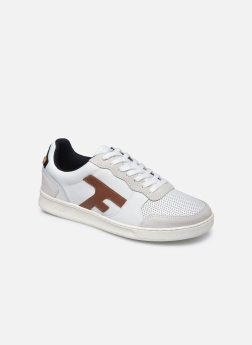 HAZEL BASKETS LEATHER SUEDE