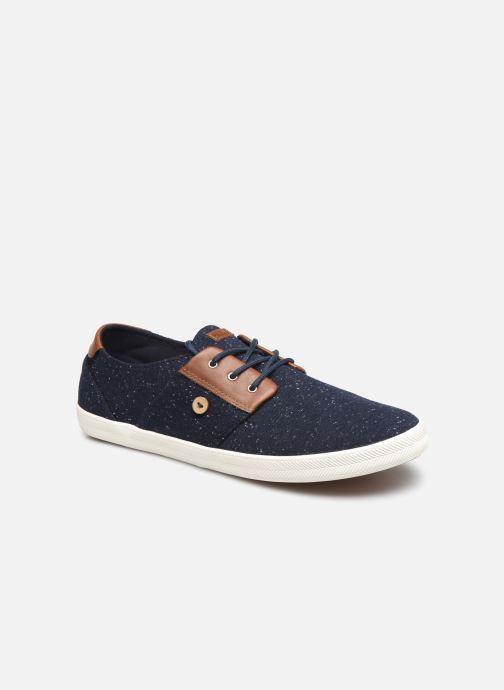 Sneaker Faguo CYPRESSME BASKETS SYN WOVEN blau detaillierte ansicht/modell