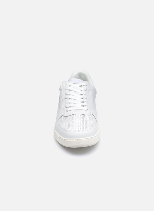 Sneaker Faguo HAZEL BASKETS LEATHER M weiß schuhe getragen