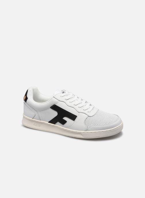 Sneaker Faguo HAZEL BASKETS LEATHER M weiß detaillierte ansicht/modell