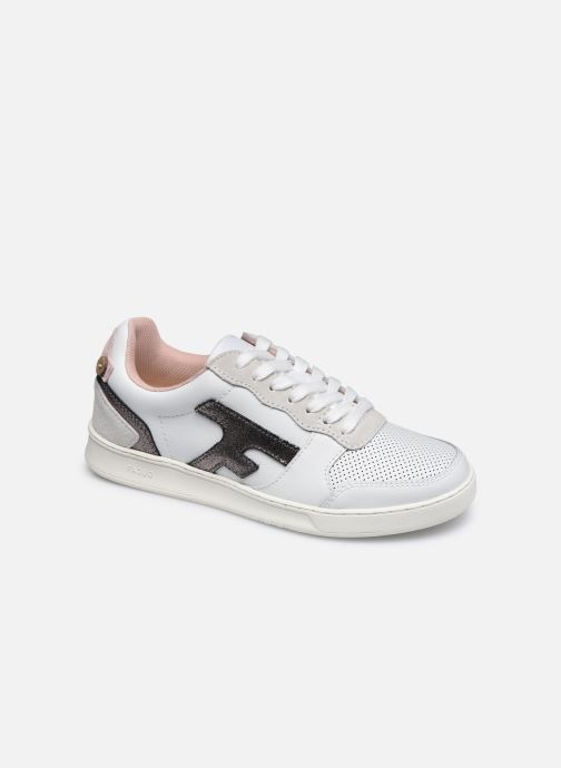 Sneakers Dames HAZEL BASKETS LEATHER SUEDE