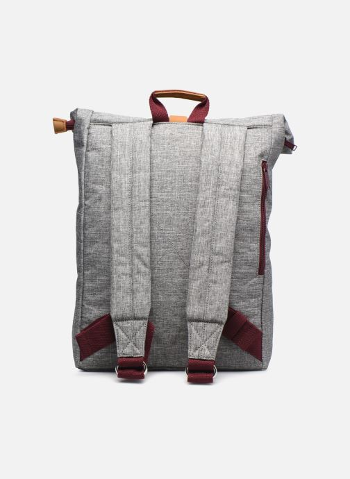 Sacs à dos Faguo CYCLING BAGAGERIE SYNTHETIC WO Gris vue face