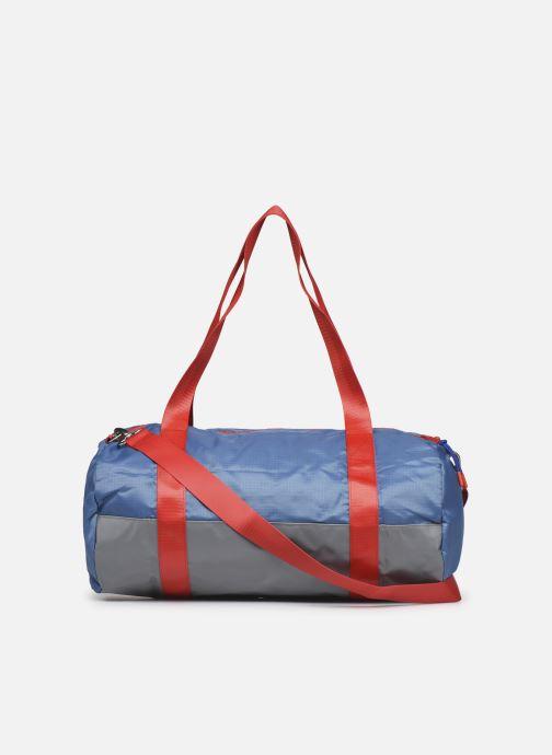Sporttaschen Faguo DUFFLE BAGAGERIE SYNTHETIC WOV blau ansicht von vorne