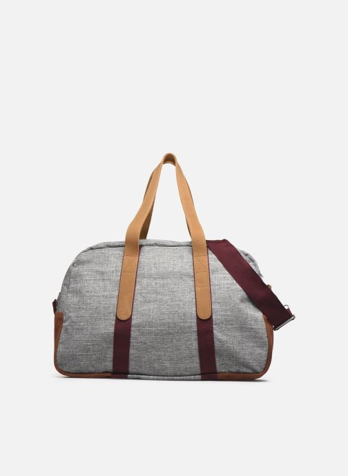 Bagages Faguo BAG48 BAGAGERIE SYNTHETIC WOVE Gris vue face