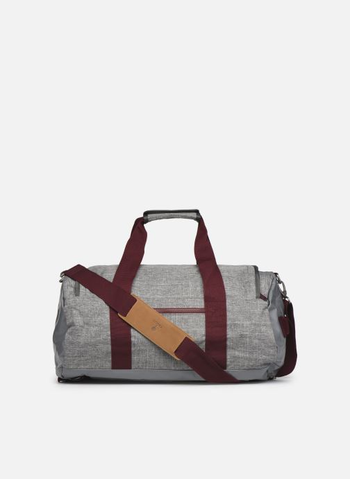 Bagages Faguo TRAVELER BAGAGERIE SYNTHETIC W Gris vue face