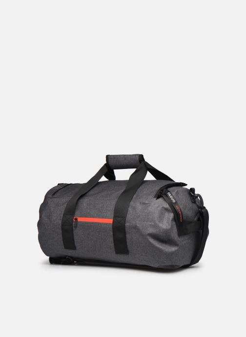 Equipaje  Faguo TRAVELERW BAGAGERIE SYNTHETIC Negro vista lateral derecha