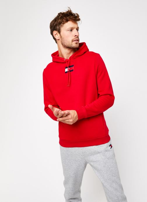 Flag Fleece Hoody