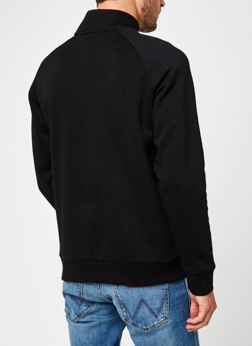 Kleding Tommy Sport 1/2 Zip Fleece Mid Layer Zwart model