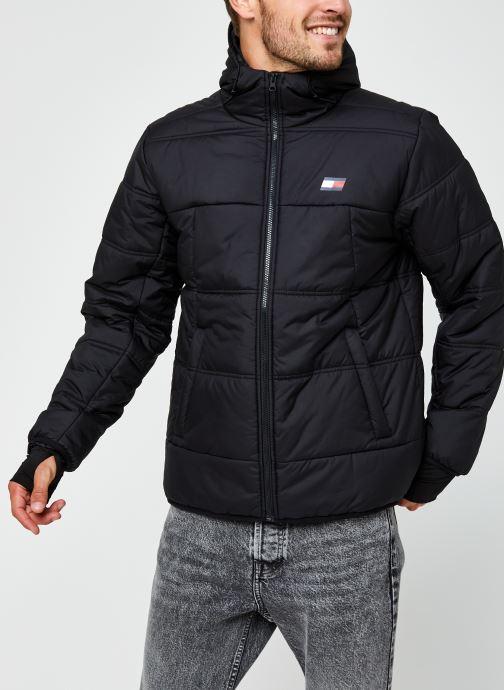 Vêtements Tommy Sport Insulation Jacket Noir vue droite
