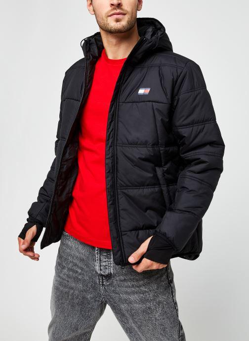 Vêtements Tommy Sport Insulation Jacket Noir vue détail/paire