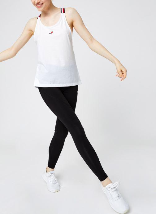 Vêtements Tommy Sport Co/El Legging Logo Noir vue bas / vue portée sac