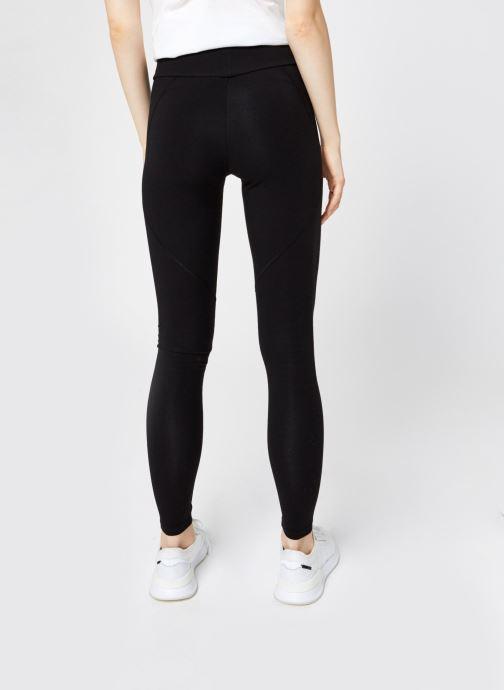 Vêtements Tommy Sport Co/El Legging Logo Noir vue portées chaussures