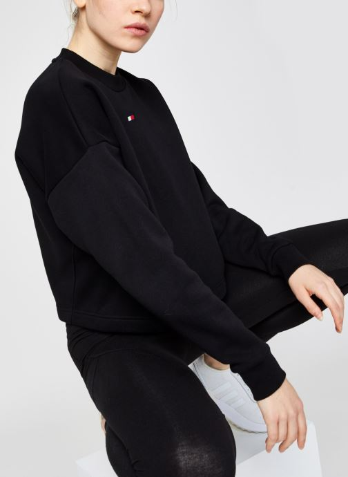 Sweatshirt - Cropped Crew Logo