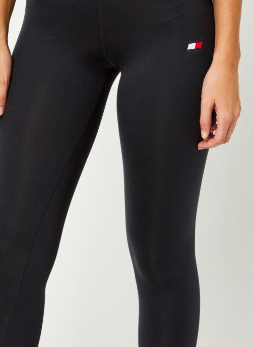 Vêtements Tommy Sport 7/8 Butt Enhancing Legging Noir vue face