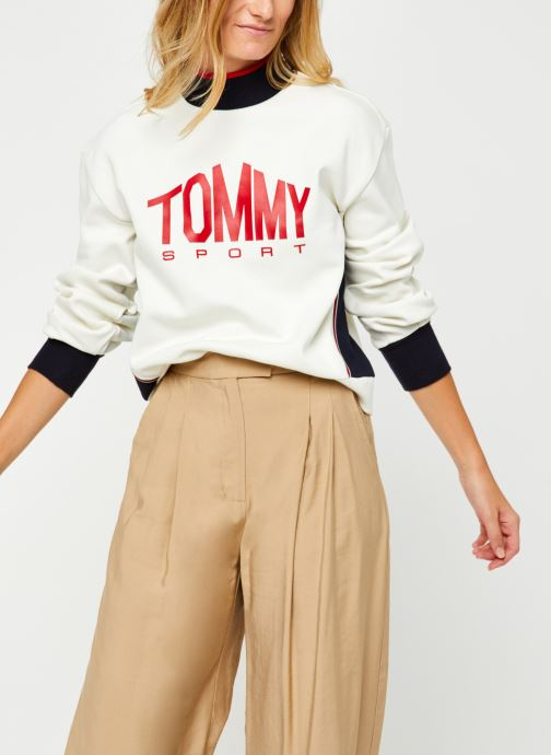 Tøj Accessories Cropped Crew Neck