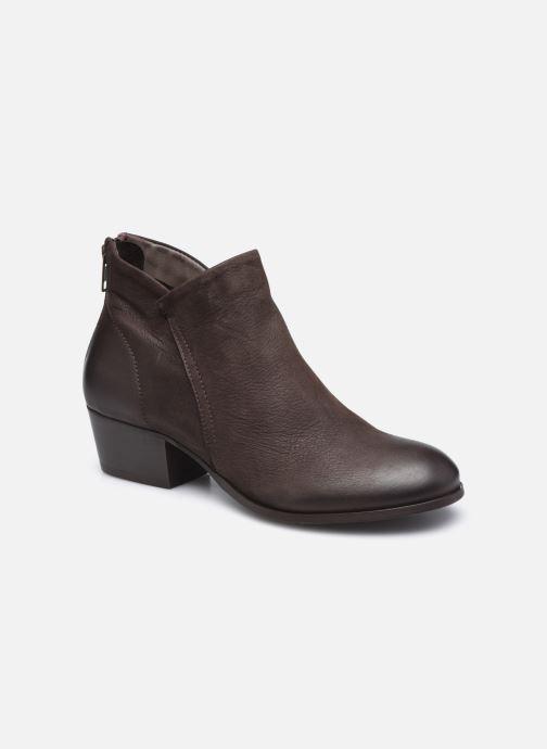 Bottines et boots H By Hudson Apisi Marron vue détail/paire