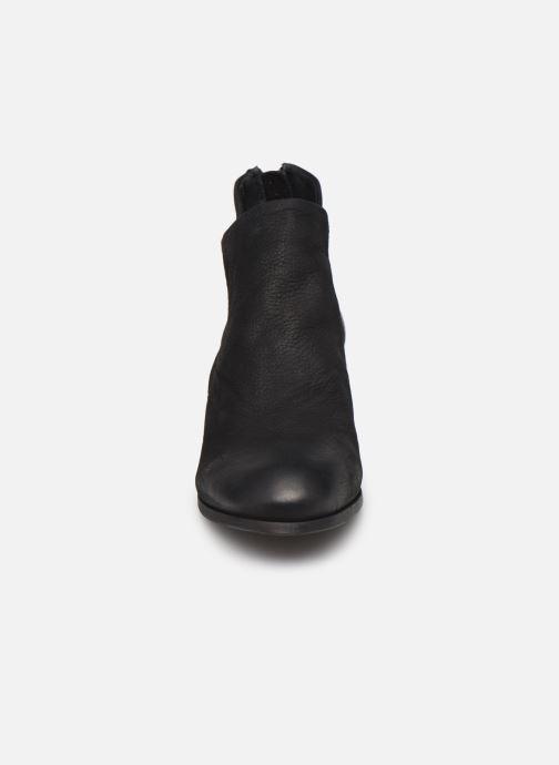 Bottines et boots H By Hudson Apisi Noir vue portées chaussures