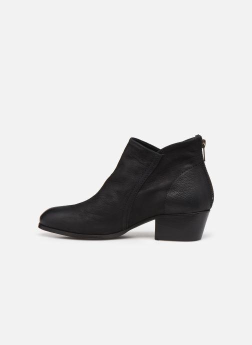 Bottines et boots H By Hudson Apisi Noir vue face
