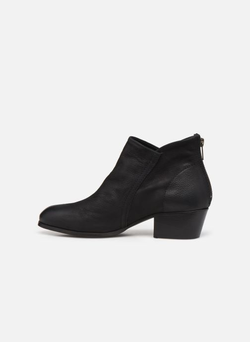 Bottines et boots H By Hudson Apisi Noir vue face