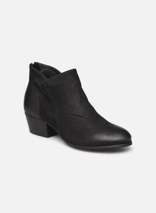 Bottines et boots H By Hudson Apisi Noir vue détail/paire