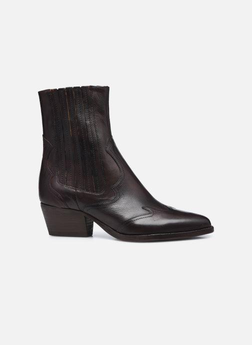 Bottines et boots H By Hudson Sienna Marron vue derrière