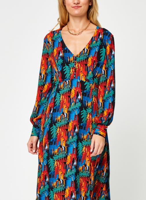 Vêtements Marie Sixtine Timea Multicolore vue droite